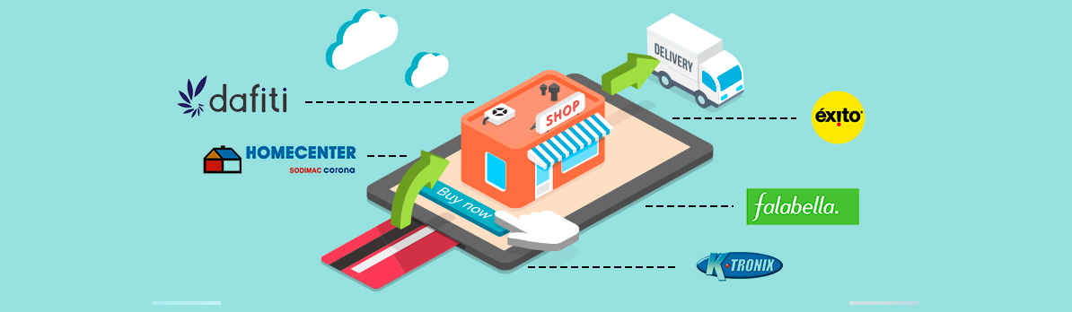 Los mejores marketplaces para e-commerce de 2017 Colombia