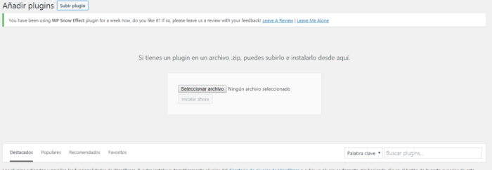 plugins wordpress - Zip