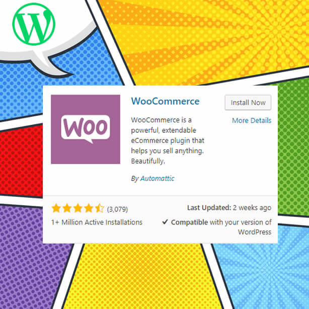 plugins wordpress - Woocommerce
